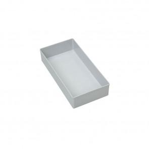 Allit 456304 Vyměnitelný zásobník Vložka EuroPlus 45/5, šedá