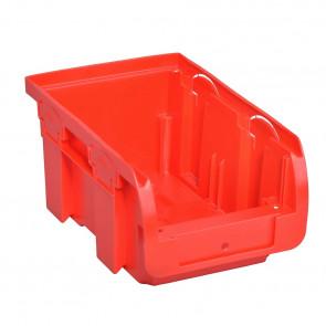Allit 456411 Stohovatelný zásobník ProfiPlus Compact 2, červený