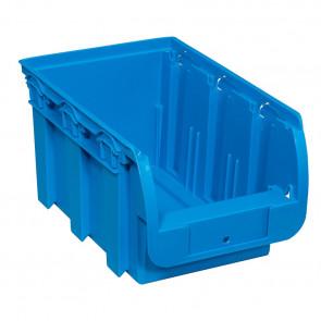 Allit 456430 Stohovatelný zásobník ProfiPlus Compact 3, modrý