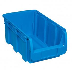 Allit 456440 Stohovatelný zásobník ProfiPlus Compact 4, modrý