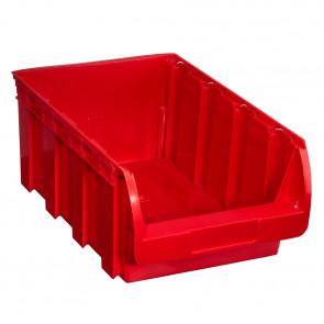 Allit 456451 Stohovatelný zásobník ProfiPlus Compact 5, červený