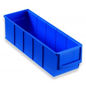 Allit 456520 Průmyslová odkládací přihrádka uzavřená vpředu ProfiPlus ShelfBox 300S, modrý