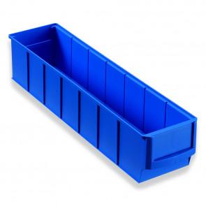 Allit 456540 Průmyslová odkládací přihrádka uzavřená vpředu ProfiPlus ShelfBox 400S, modrý