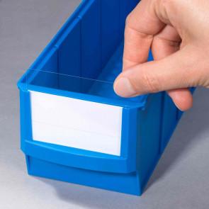 Allit 456596 Papírový štítek + ochranný štítek ProfiPlus ShelfBox Label S