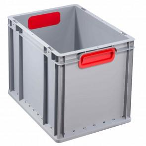 Allit 456715 Euro kontejner ProfiPlus EuroBox 432, šedá / červená