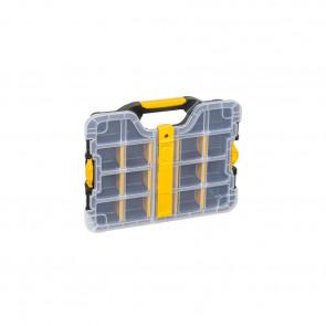 Allit 457410 Organizérové krabice s připojovacími sponami a pružnými oddělovači EuroPlus Basic> S