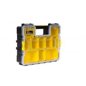 Fatmax® Profesionální organizer s plastovými přezkami - hluboký Stanley 1-97-521