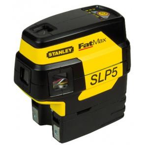SLP5 Samonivelační 5bodový laser Stanley 1-77-319