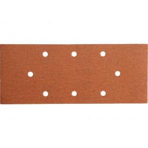 Papír brusný ERSTA, 8 otvorů, typ Black&Decker, 93x230mm, P120, 8 otvorů, typ Black&Decker