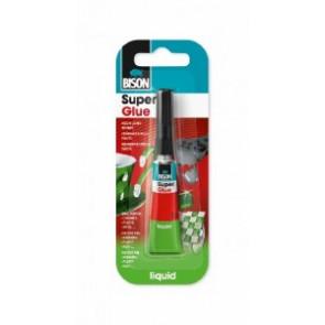 BISON Super Glue 3 ml