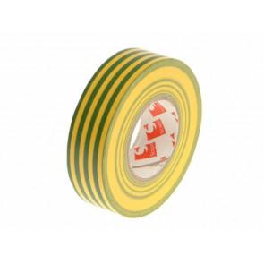Páska izolačná z PVC 19mm zelená / žltá AVN9867950K