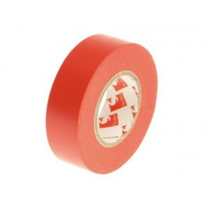 Páska izolačná z PVC 25mm červená AVN9868250K