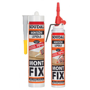 Soudal Mont Fix 300 ml