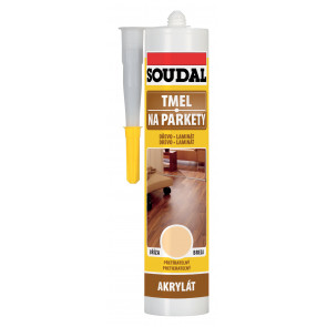 Soudal Tmel na parkety buk 280ml