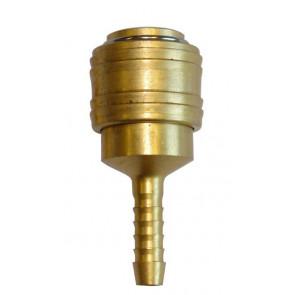 GÜDE rychlospojka  s hadicovou vsuvkou 9 mm