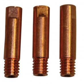 GÜDE tryska 0,6 mm M6/8 (3 ks)  ke svařovacímu hořáku  TBI 150/MB 15