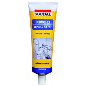 Soudal Soudafix lepidlo na PVC 130ml Novodur