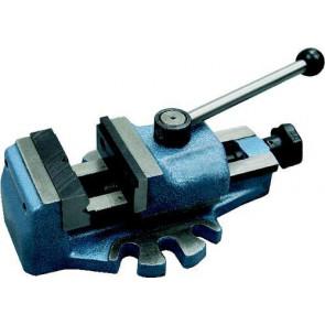 Svěrák rychloupínací s pevnou čelistí 100 mm INDEXA