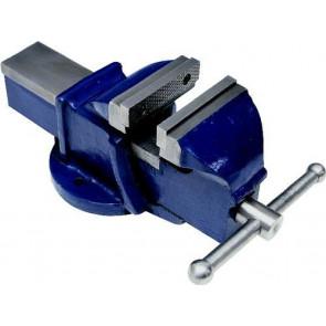 Zámečnický svěrák 100 mm SENATOR