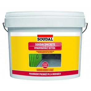 Soudal Vyrovnávací beton SOUDACONCRETE 4,5kg