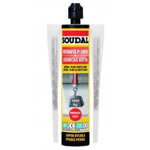 Soudal SOUDAFIX P-300SF 300ml