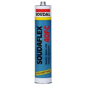 Soudal Soudaflex 40 FC světle šedý 600ml