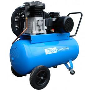 GÜDE 580/10/100 EU 400V kompresor se 100 l tlakovou nádobou