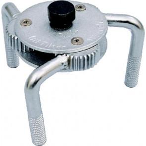 Kľúč na olejové filtre 3-čeľusťový