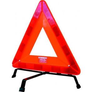 Trojuholník fluorescenčné výstražný