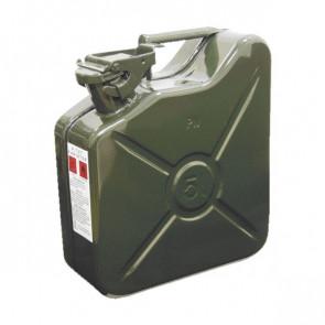 Kanister kovový 5 lt