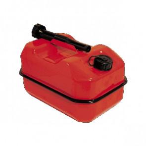 Kanister kovový 10 lt červený