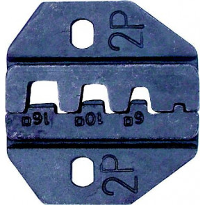 Náhradné čeľuste na izolované svorky TCC008