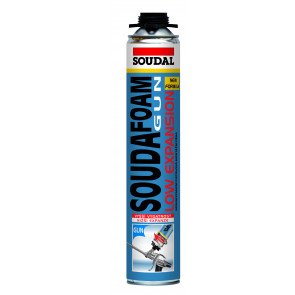 Soudal Soudafoam Gun Low Expansion montážna pena 750ml