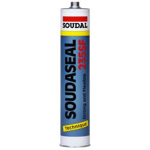 Soudal Soudaseal 235SF 290ml biely lepiaci tmel vysoko pevný a pružný