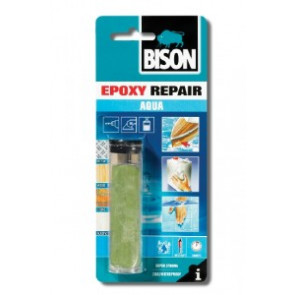 BISON EPOXY REPAIR AQUA  56 g