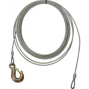GÜDE ocelové lano, 20 m