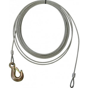 GÜDE ocelové lano, 10 m
