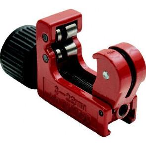 Miniřezačka trubiek 3 - 22 mm (1 / 8  - 7 / 8 ) pre hliník, mosadz, meď a oceľ