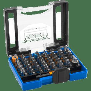 Narex 52-Bit Box SUPER LOCK 52dílná sada bitů