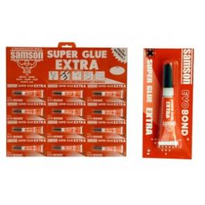 SAMSON Super Glue Extra 3 g