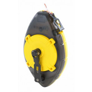 0-47-460 Lajnovací šnúra PowerWinder 30m STANLEY