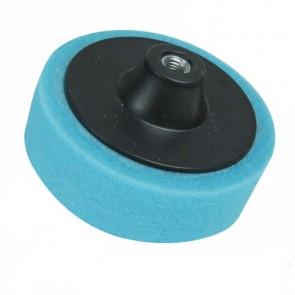 Lešticí pěnový kotouč - modrý 150mm