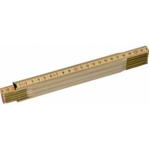 Dřevěné skládací metry s přírodním povrchem Stanley 0-35-455