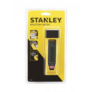 Kontaktní vlhkoměr na dřevo a stavební materiály Stanley 0-77-030