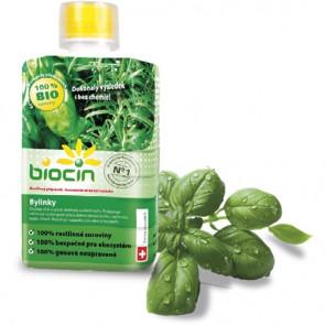 Biocin-FK Rostlinný posilující prostředek pro kuchyňské byliny