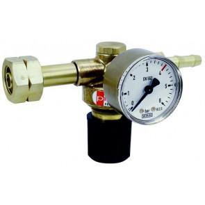 Regulátor tlaku P2 PB s manometrom