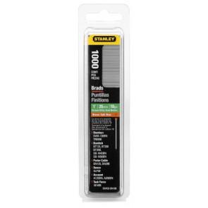 1-SWK-BN0625T Kolářské hřebíčky (1000ks) 15mm typ E (HD) STANLEY
