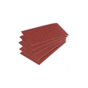 Wolfcraft 2961000 brusný papír P80 1 balení 5 ks