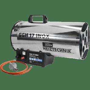 GÜDE GGH 17 INOX horkovzdušná plynová turbína 17kW