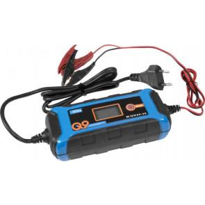 GÜDE GAB 4 A automatická nabíječka baterií